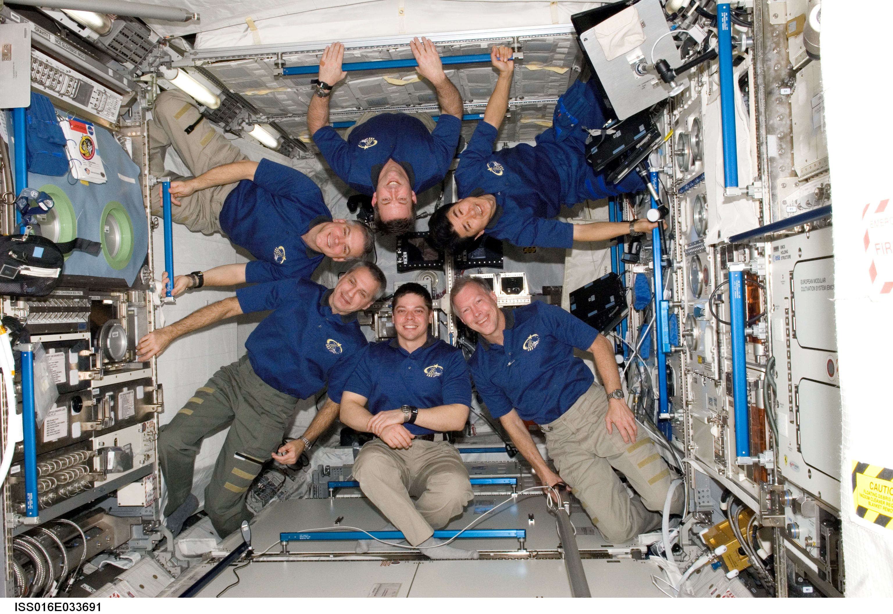 current astronauts in space station - photo #20