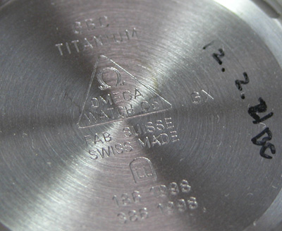 Inside Gen 1 Caseback. Photograph courtesy Akiyose.com