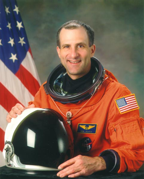 NASA Astronaut Don Pettit
