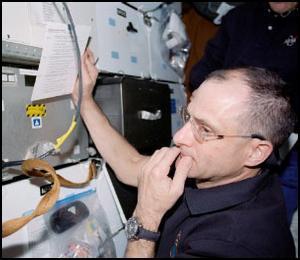 NASA Astronaut Don Pettit