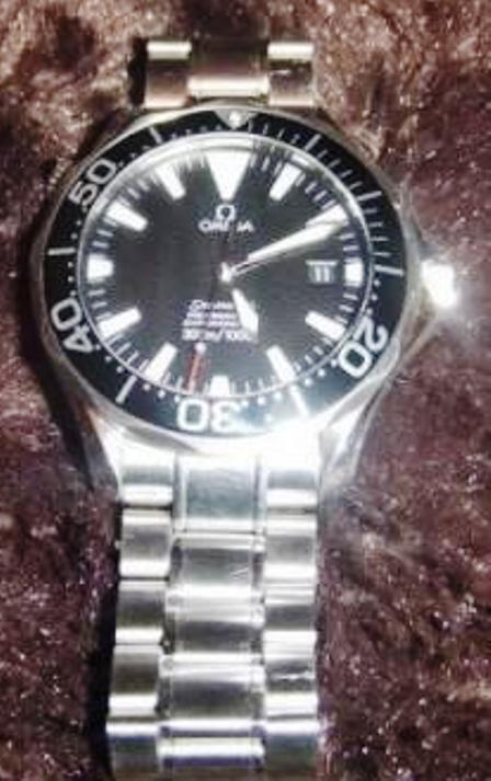 SAS Seamaster dial seems identical to the regular production model