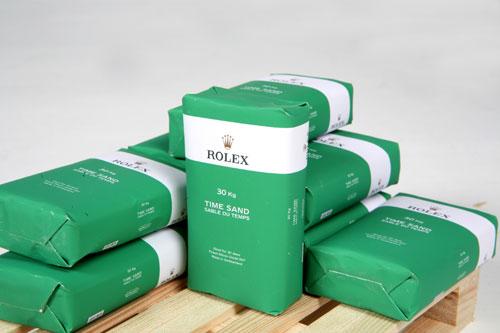 Rolex Superlative Sand. Officially Certified.