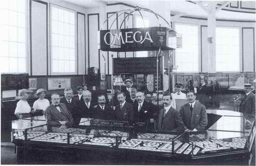Omega-at-Swiss-national-exhibition-1914