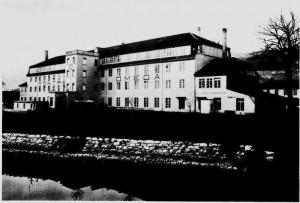 Omega Factory circa 1902