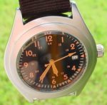 Vietname Style Quartz Field Watch
