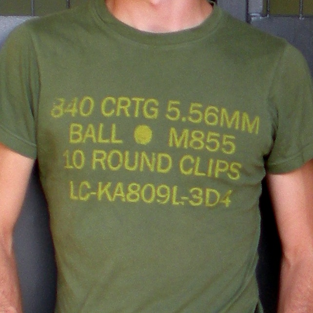 Outstanding Military T Shirts I Already Have A Watch