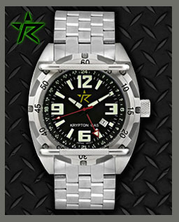 Rogue Warrior Red Cell Silver.  Photo: Rogue Warrior Watches.