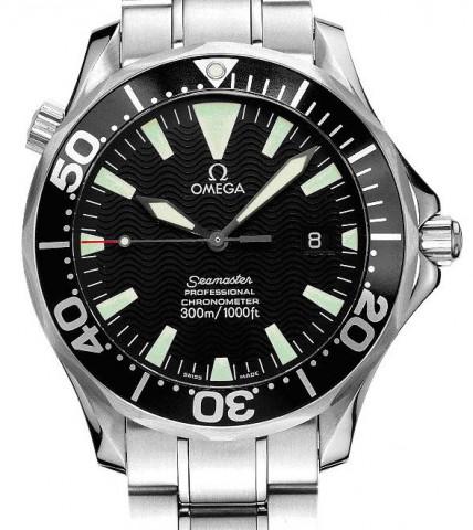 Omega Seamaster Professional 2254.50 black dial