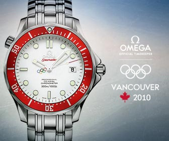 Omega Vancouver Olympics 2010 Ad